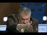 Выборы-2012. Дебаты. В.В.Жириновский - Н.А.Нарочницкая. 07.02.12