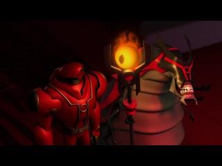 ������� ������: ������������ ������ / Green Lantern: The Animated Series / �����: 1 / �����: 7